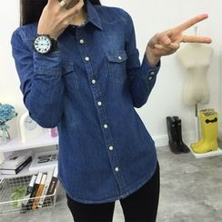 Arroba - Denim Shirt