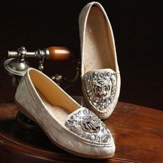Lane172 - Jeweled Flats