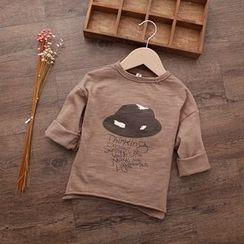 Rakkaus - Long-Sleeve Printed T-Shirt