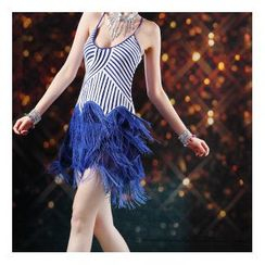 AIXI - Fringe Dance Dress
