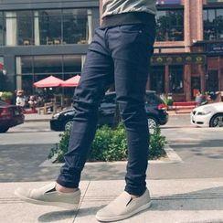 SeventyAge - Elastic Skinny Pants
