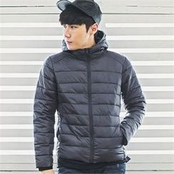 MITOSHOP - Hooded Padded Jacket