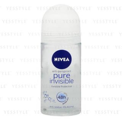 NIVEA - 48h Women Deo Roll-On (Pure Invisible)