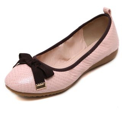 安若 - 蝴蝶結平跟鞋