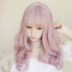 Hairess - Long Full Wig - Wavy
