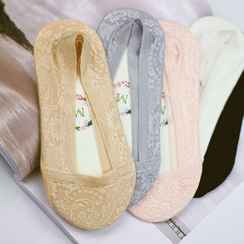 Socka - 蕾丝隐形船袜