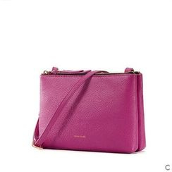 Emini House - Genuine Leather Shoulder Bag