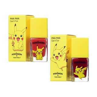 Tony Moly - Pokemon Pika Pika Get It Tint (#03 Red Joy)