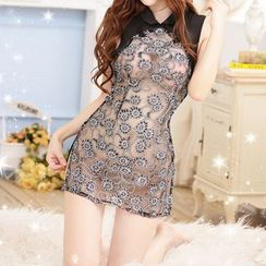 Eros - Lace Sleep Dress