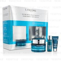 Lancome 兰蔲 - Your Perfect Skin Ritual: Visionnaire Cream 50ml + Concentrate 7ml + Skin Corrector 7ml + Eye Corrector 5ml