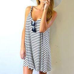 Aquello - Striped Sundress