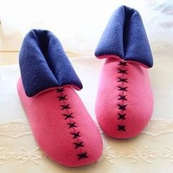 Show Home - Ankle Boot Slippers