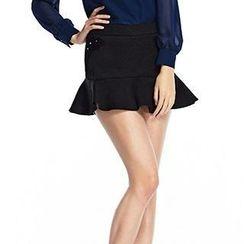O.SA - Ruffled Skirt