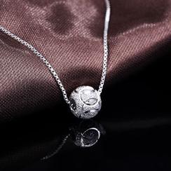 Zundiao - 純銀飾珠吊墜