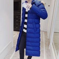 Dubel - Hooded Puffer Coat
