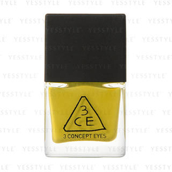 3 CONCEPT EYES - Nail Lacquer (#GN12)
