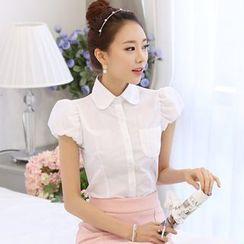 KOKA - Puff Short-Sleeve Shirt
