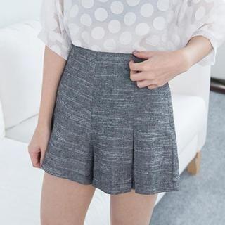 LULUS - Pleated Shorts