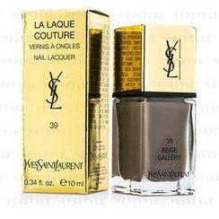 Yves Saint Laurent - La Laque Couture Nail Lacquer - # 39 Beige Gallery