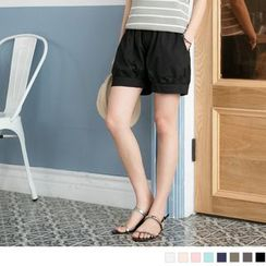 OrangeBear - Slim-Fit Bloomer Shorts