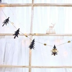 OH.LEELY - Christmas Tree Bunting