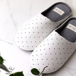 iswas - Star Pattern Slippers