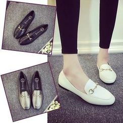 Yoflap - Faux-Leather Loafers