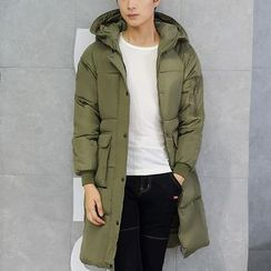 Recluso - Hooded Padded Coat