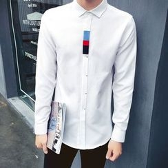 Prep Soul - Color Block Shirt