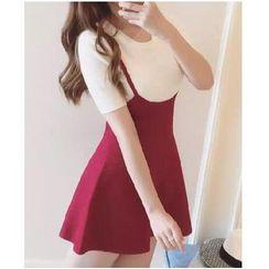 Sienne - Knit Jumper Skirt