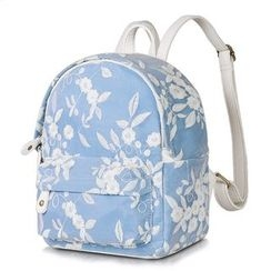 SUPER LOVER - Floral Backpack