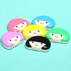 Lens Kingdom - Contact Lens Case Set