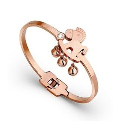 LoveGem - Horse Bangle