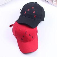 Moonleaf Millinery - 印字棒球帽