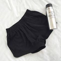 MATO - Elastic Waist Shorts