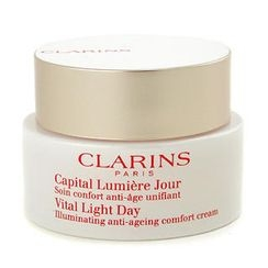 Clarins - Vital Light Day Illuminating Anti-Ageing Comfort Cream