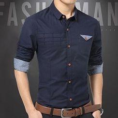 Riverland - Panel Shirt