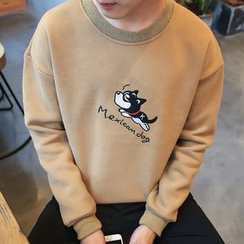 Hissse - Dog Fleece-Lined Sweatshirt