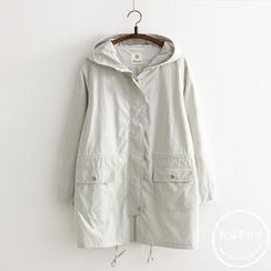 PANDAGO - Hooded Light Jacket