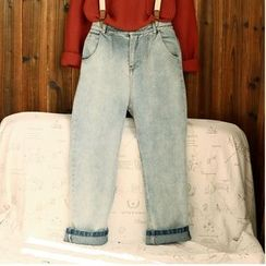 tete - Washed Jeans