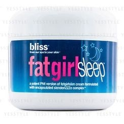 Bliss - Fat Girl Sleep (Travel Size)