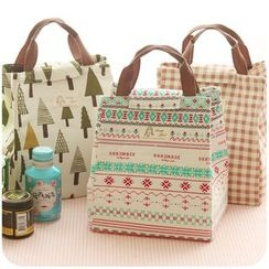 Momoi - Printed Lunch Box Bag