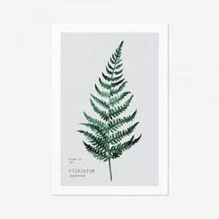 iswas - 植物明信片