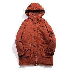 Milioner - Hooded Padded Coat