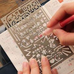 NANA STORE - Stencil Ruler
