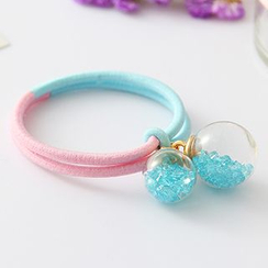 Oohlala! - Crystal Ball Hair Tie
