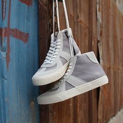 Chuoku - High Top Sneakers