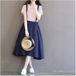 Fancy Show - Plain Jumper Skirt