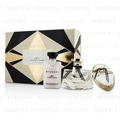 Bvlgari - Mon Jasmin Noir Coffret: Eau De Parfum Spray 50ml/1.7oz + Body Lotion 40ml/1.35oz + Eau De Parfum Spray 15ml/0.5oz