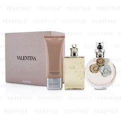 Valentino - Valentina Coffret: Eau De Parfum Spray 80ml/2.7oz + Shower Gel 100ml/3.4oz + Hand Cream 50ml/1.7oz